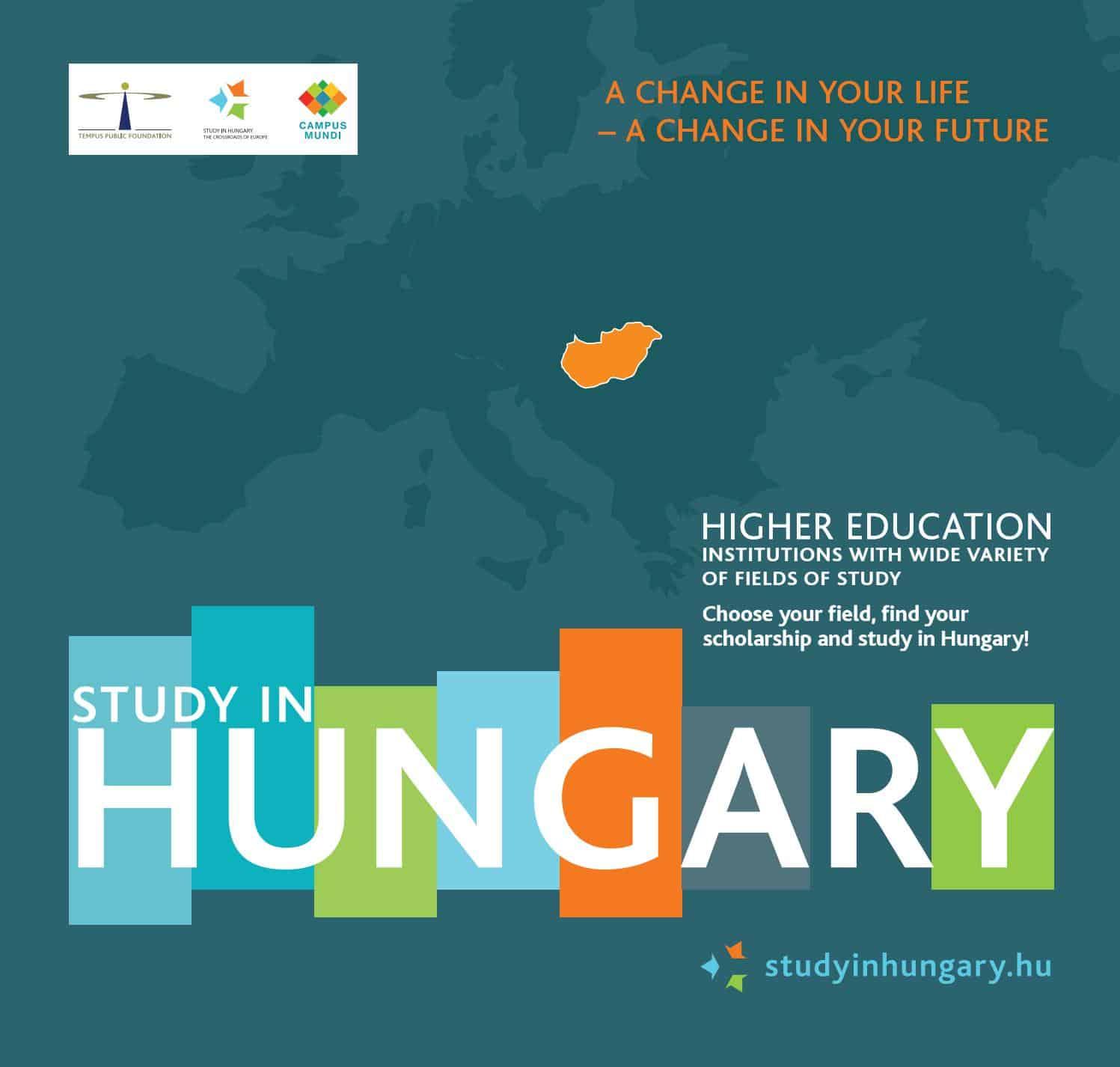 ทุนการศึกษารัฐบาลฮังการี 2561