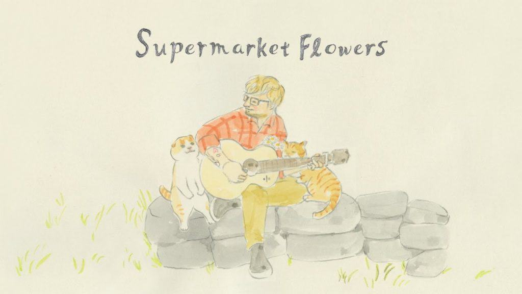 แปลเพลง Supermarket Flowers - Ed Sheeran เนื้อเพลง