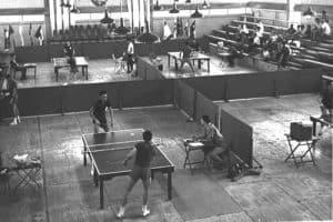 ประวัติกีฬาเทเบิลเทนนิสปิงปอง