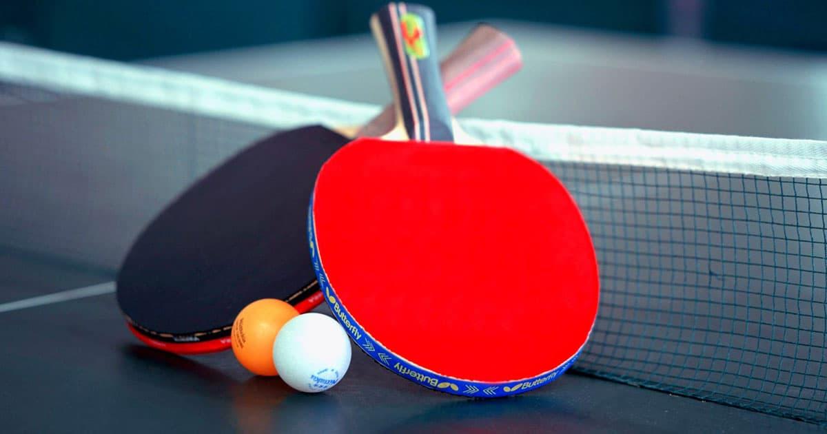 - Dessin tennis de table ...
