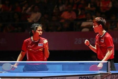 ประวัติกีฬาเทเบิลเทนนิสไทย