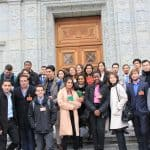 น้องบาสเข้าเยี่ยมชมองค์กรการค้าโลก (World Trade Organization: WTO)