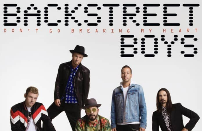 แปลเพลง Don't Go Breaking My Heart - Backstreet Boys