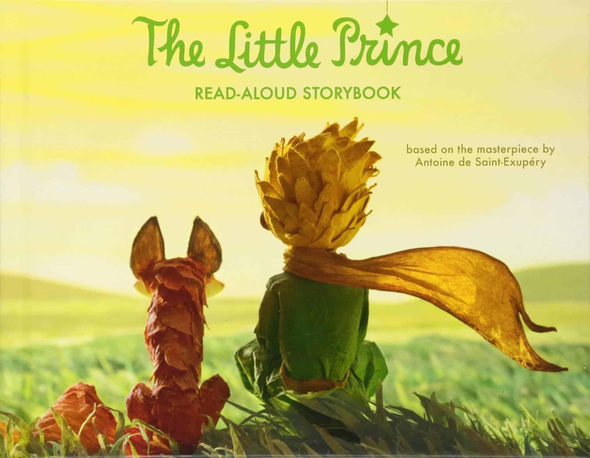 The Little Prince: A Story (นิทานเจ้าชายน้อย)