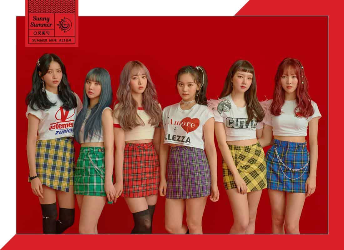 แปลเพลง Sunny Summer | GFRIEND ความหมาย Sunny Summe วง GFRIEND เพลงเกาหลี