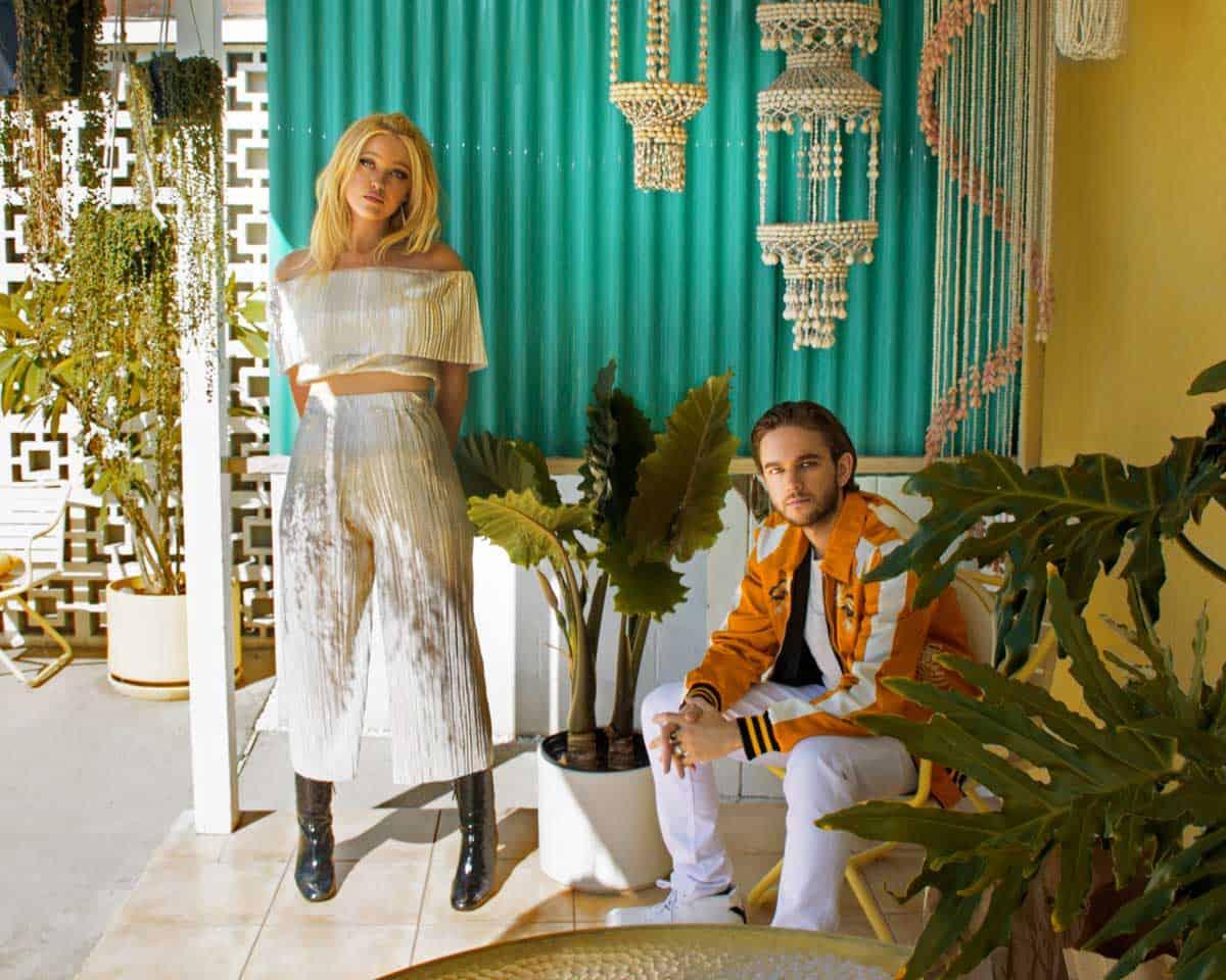 แปลเพลง Happy Now - Zedd & Elley Duhé