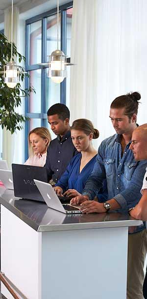 ทุนการศึกษาระดับปริญญาโท The University of Skövde ประเทศสวีเดน