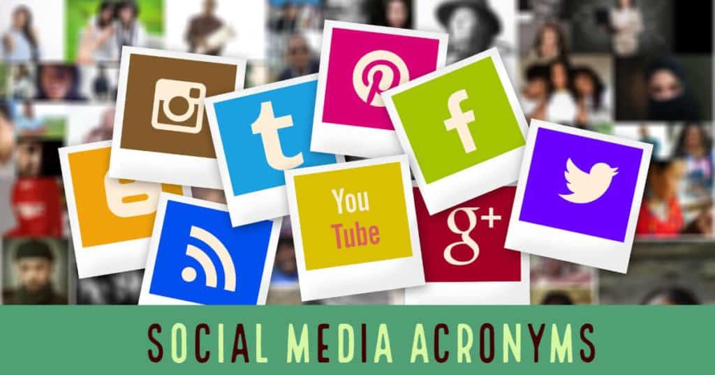 คำย่อที่ใช้ใน Social Network