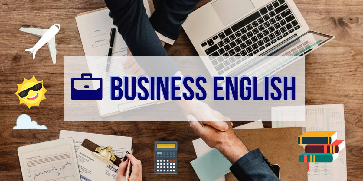 เรียน business english