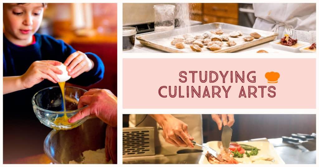 เรียนทำอาหารที่ต่างประเทศ