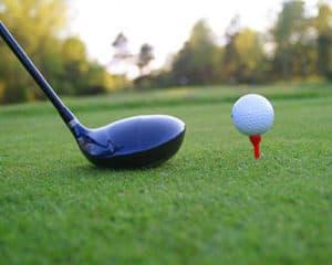การเล่นกอล์ฟ