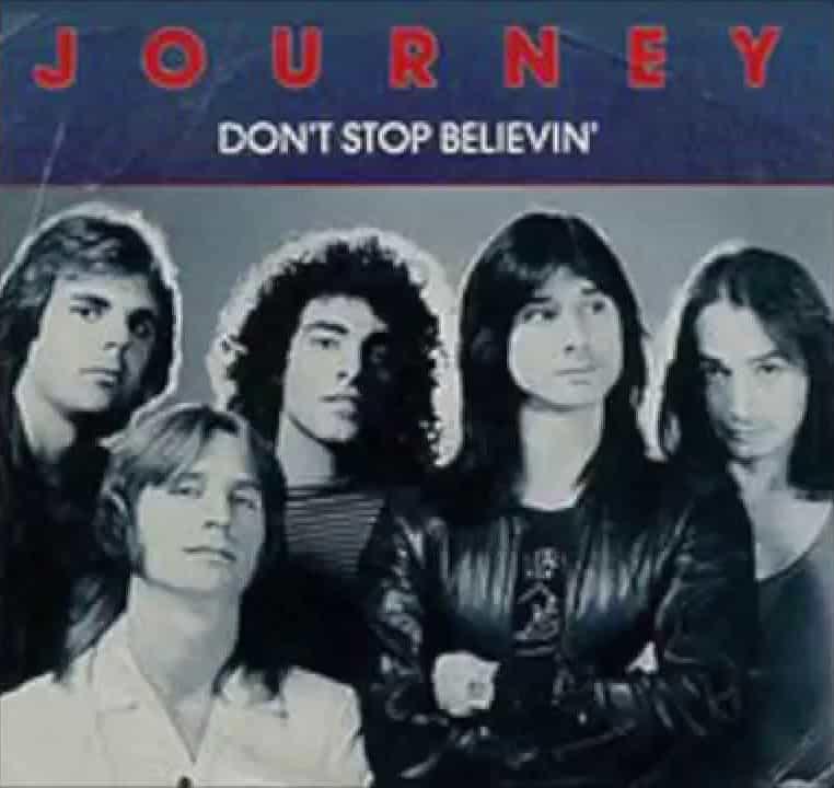 แปลเพลง Don't Stop Believin' - Journey