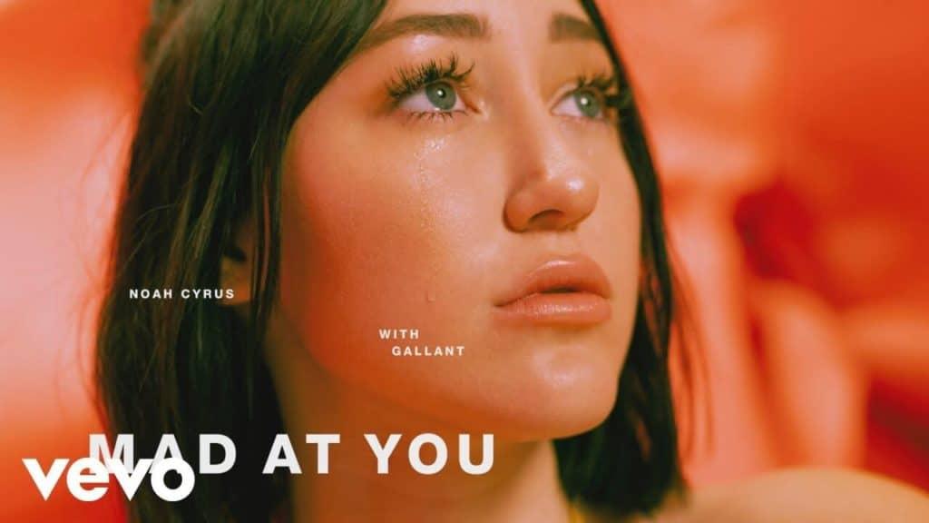 แปลเพลง Mad At You - Noah Cyrus & Gallant