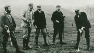 ประวัติกีฬากอล์ฟ ประวัติศาสตร์กอล์ฟ ความเป็นมากีฬากอล์ฟ History of Golf