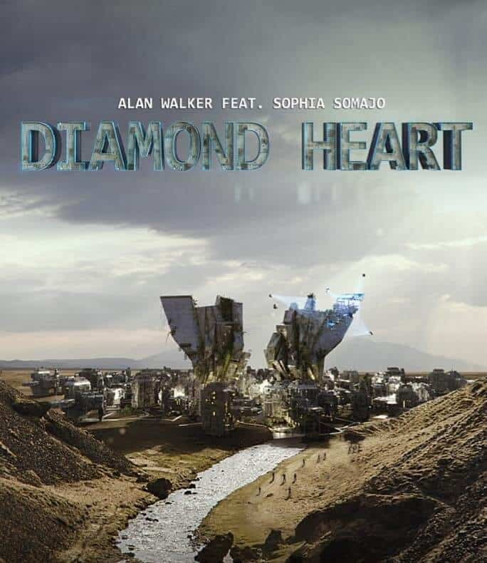 แปลเพลง Diamond Heart - Alan Walker Featuring Sophia Somajo