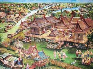 ประวัติมวยไทย สมัยกรุงศรีอยุธยา