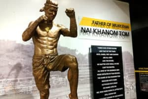 Father of Muay Thai