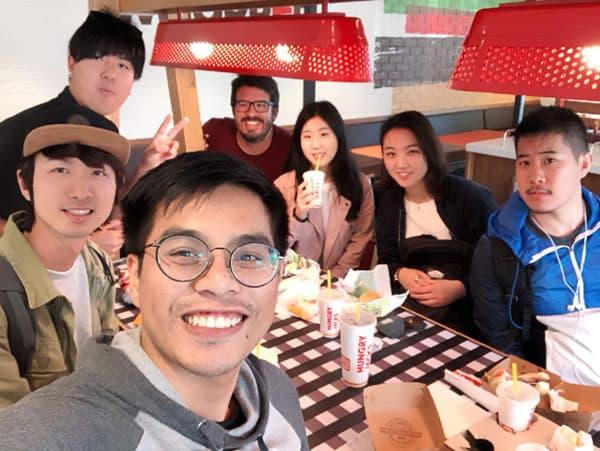 ประสบการณ์การเรียนภาษาที่ UWA CELT