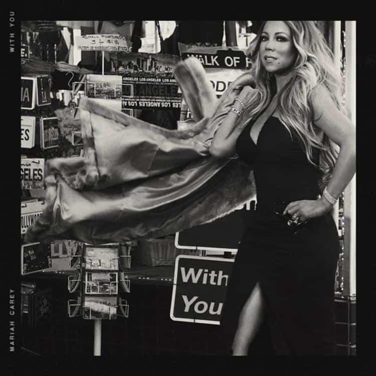 แปลเพลง With You – Mariah Carey ความหมายเพลง With You
