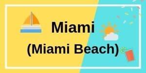เรียนภาษาที่อเมริกา Miami