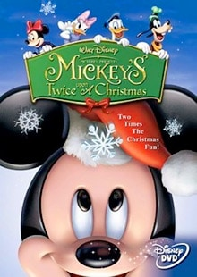 เรื่องย่อ Mickey's Twice Upon a Christmas