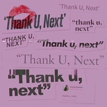 แปลเพลง thank u, next – Ariana Grande ความหมายเพลง
