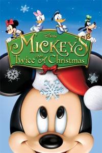ภาพยนตร์ วันคริสต์มาส Mickey's Twice Upon a Christmas
