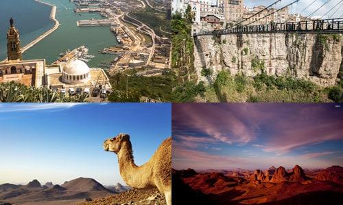 ประเทศที่ใหญ่ที่สุดในโลก อันดับ 10 แอลจีเรีย