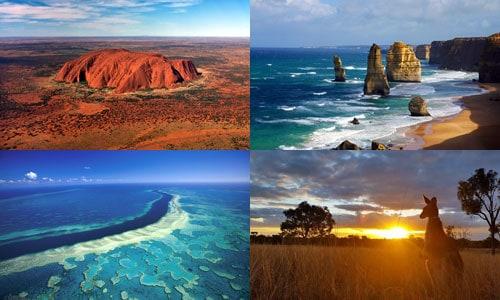 ประเทศที่ใหญ่ที่สุด อันดับ 6 ออสเตรเลีย