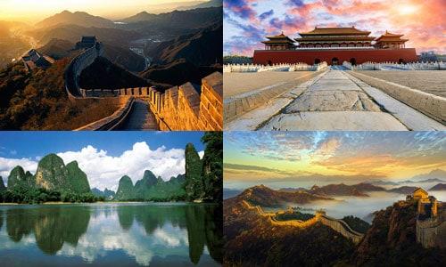 ประเทศที่ใหญ่ที่สุด อันดับ 4 จีน