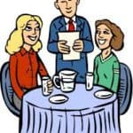 บทสนทนาภาษาอังกฤษที่ใช้ร้านอาหาร การสั่งอาหาร ภาษาอังกฤษ