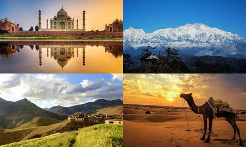 ประเทศที่ใหญ่ที่สุดในโลก อันดับ 7 อินเดีย