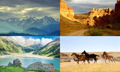 ประเทศที่ใหญ่ที่สุดในโลก อันดับ 9 คาซัคสถาน