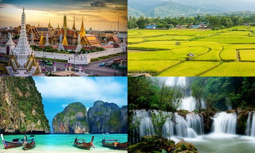 ประเทศไทย มีพื้นที่ใหญ่เป็นอันดับที่เท่าไหร่