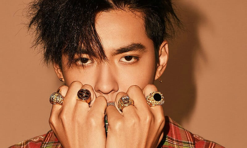 แปลเพลง Hold Me Down - Kris Wu