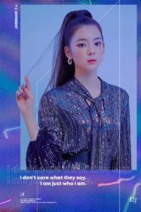 ประวัติ ITZY Choi Jisu