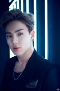 ประวัติ Monsta X Son Hyunwoo