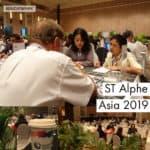 พี่ ๆ Educatepark เข้าร่วมงาน ST Alphe Conference ประจำปี 2019