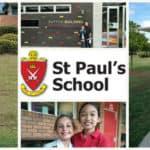 น้องชัชขวัญ อายุ 11 ปี ไปเรียนที่ St Paul's เมืองบริสเบน