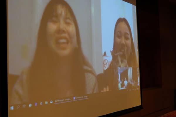 สัมภาษณ์นักเรียนไทย จาก งานประจำปี Austrade