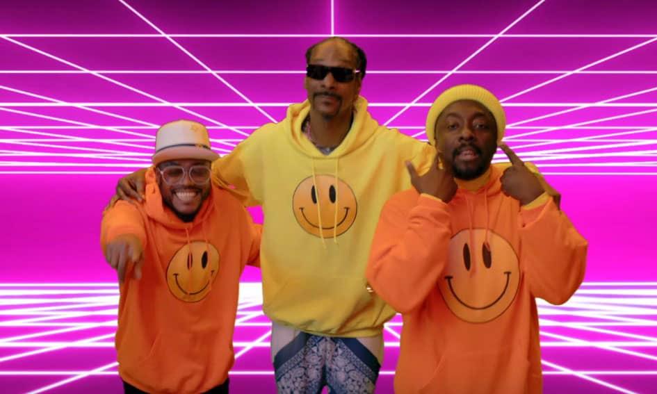 แปลเพลง Be Nice - The Black Eyed Peas Featuring Snoop Dogg