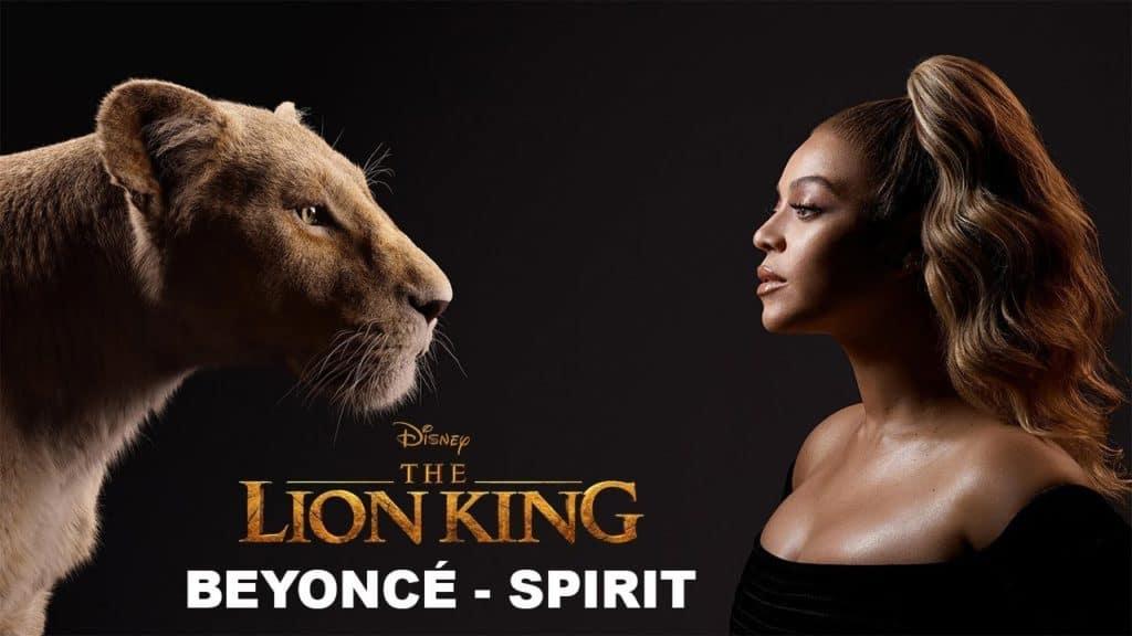 แปลเพลง Spirit - Beyoncé