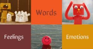 ความรู้สึกภาษาอังกฤษ ประโยคบอกความรู้สึก ภาษาอังกฤษ คำศัพท์แสดงอารมณ์