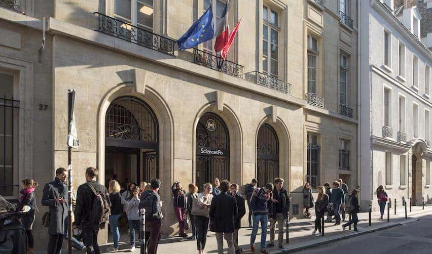 ทุนการศึกษา จาก Sciences Po ประเทศฝรั่งเศส