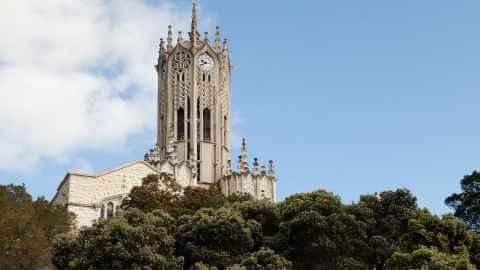 ทุนการศึกษา ป.ตรี ป.โท ที่ University of Auckland