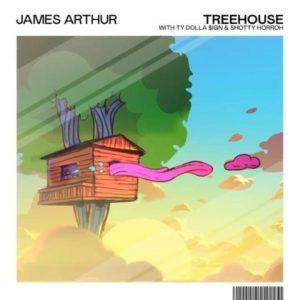 แปลเพลง Treehouse - James Arthur, Ty Dolla $ign & Shotty Horroh เนื้อเพลง