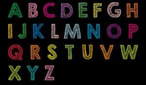 สะกดภาษาอังกฤษทางโทรศัพท์ อัลฟาเบท a-z alphabet code โรงแรม การบิน