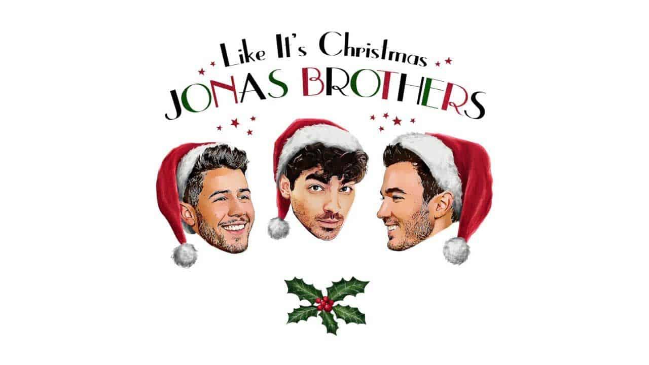 แปลเพลง Like It's Christmas - Jonas Brothers