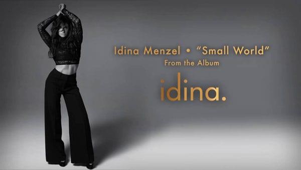 แปลเพลง Small World - Idina Menzel