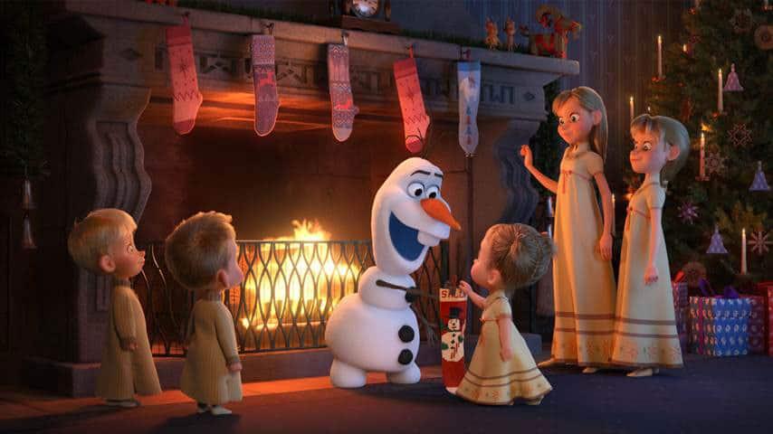 """แปลเพลง That Time of Year From """"Olaf's Frozen Adventure"""""""
